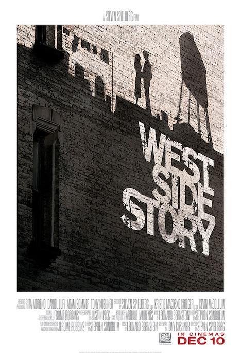 「ウエスト・サイド・ストーリー」US版ポスタービジュアル