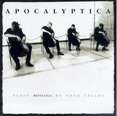 写真はフィギュア・スケートで使用された「Nothing Else Matters」「One」「Creeping Death」などを収録した、1996年リリースのアルバム「Plays Metallica by Four Cellos」。メタリカの代表曲がチェロのみで再現され、発売当時にメタルファンの間で大きな話題を集めた。