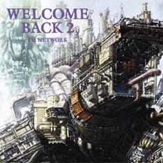 先行シングル「WELCOME BACK 2」のジャケットイラストは名作「CAROL」のジャケットを手がけたGAINAXの佐々木洋が担当。