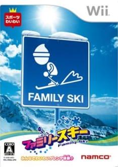 ナムコでは「ファミリースキー」に続き、「ファミリープロジェクト」として3月に「ファミリージョッキー」と「プロ野球 ファミリースタジアム」、その後「ファミリートレーナー」を発売予定。