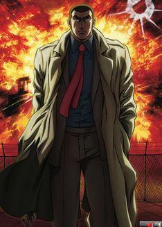 アニメ「ゴルゴ13」は毎週金曜25時23分よりテレビ東京系列にて放送中。