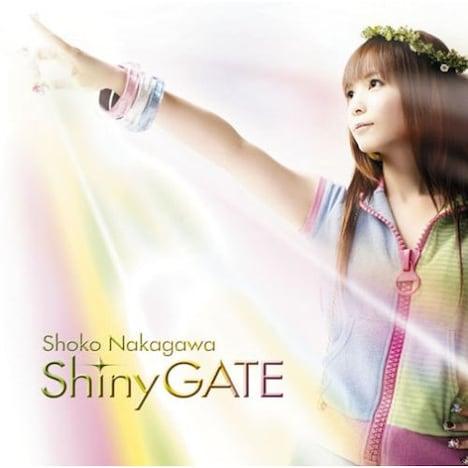 8月6日にはシングル「Shiny GATE」(写真)とDVD「スカシカシパンマン・ザ・ムービー」を同時発売。2カ月に4作品というリリースラッシュとなる。