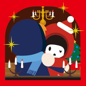 写真は「メッセージ」ジャケット画像。12月25日までにダウンロードすると、YUKIによる手書きイラスト入りクリスマスメッセージ画像がプレゼントされる。
