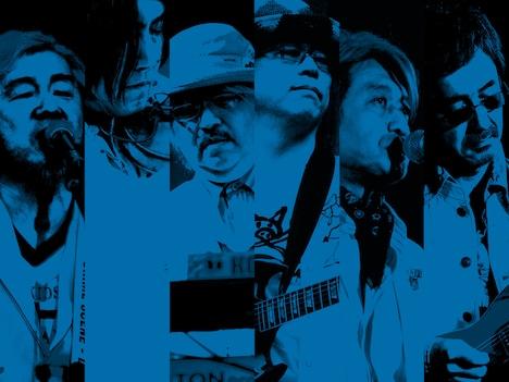 ムーンライダーズは3月18日にライブアルバム「MOONRIDERS 1980.10.11 at HIROSHIMA KENSHIN KODO」をリリース。4月からは東名阪ツアー「Here we go 'round…moonriders 2009」が行われる。