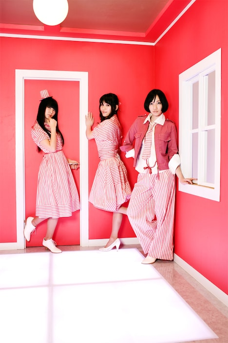 その情報が徐々に明らかになるPerfumeのニューアルバム。昨年の「GAME」に続き、音楽ファンからお茶の間までを巻き込んだ大ヒットが期待できそうだ。