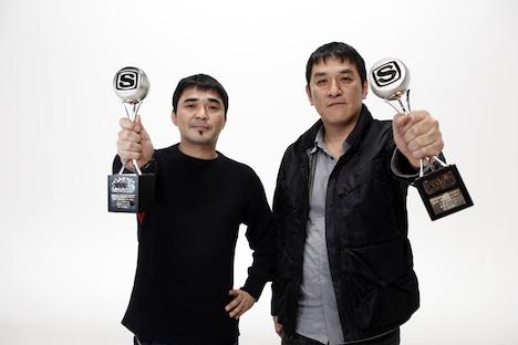 奇才・天久聖一と電気グルーヴのタッグが生み出した怪作「モノノケダンス」が、BEST VIDEO OF THE YEARの栄冠を勝ち取った。