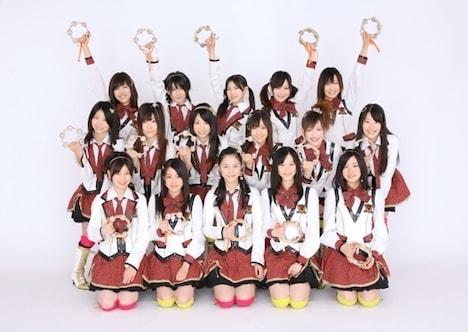 メンバーの体調不良が続き、7月中旬のスケジュールが白紙となっていたSKE48。22日に予定されていた通常公演も、残念ながら中止になったことがアナウンスされている(写真はチームS)。