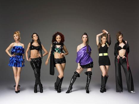 写真左からAmi、Erie、Aya、Shizuka、Sayaka、Kana。数回のメンバーチェンジとユニット名変更を経て、本人たちが「最終形」と認める現在の6人編成で再始動することとなったDream。新曲「Perfect Girls」をきっかけに大きな活躍を見せてくれそうだ。