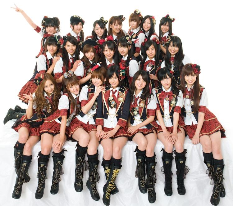 新内閣発足!AKB48各チームがメンバー大幅入れ替え - 音楽ナタリー