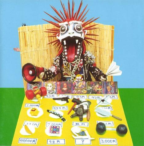 8月29日には、加賀谷が長期療養中の2001年にゲスト参加したデジタルハードコアバンド・QP-CRAZYのアルバム「地獄逝きだョ!出発進行!!」が発売される。ファンならば、復活ライブの前にこちらも押さえておきたい。
