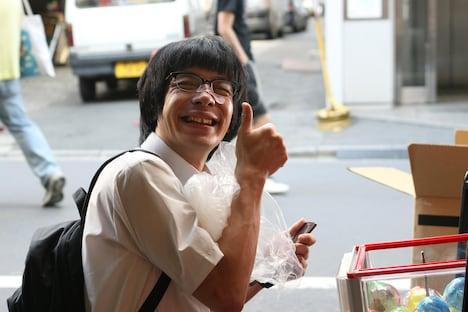 8月公開の映画「色即ぜねれいしょん」でも俳優として好演した峯田和伸。今回も彼ならではの存在感ある演技を楽しめそうだ。(c) 2009花沢健吾/「ボーイズ・オン・ザ・ラン」製作委員会