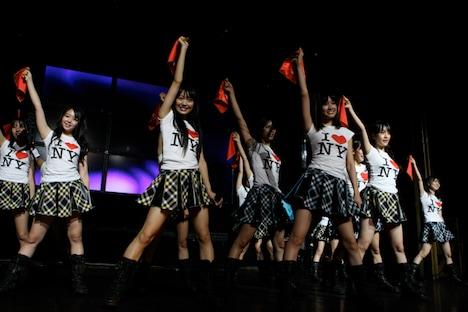 このニューヨーク単独公演の模様は、11月15(日)21:00~22:30にスカパー!「スカチャンHD190」およびスカパー!e2「スカチャンHD800」にてハイビジョン放送。さらに同日には、「AKB48 ネ申テレビ」シーズン1も一挙オンエア。