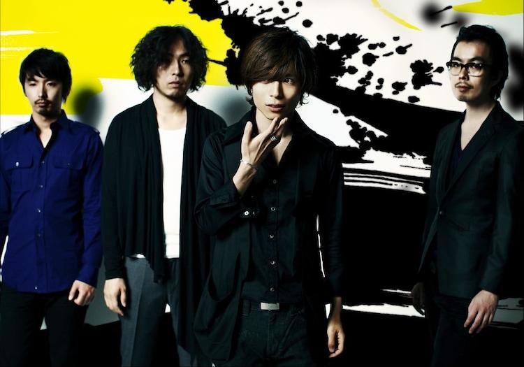中田(右から2人目)は1日付けのブログで「今までこういうことでライブをとばした事が無かったので自分でもショックです」「マスクも常に装着して、うがいも手の消毒もこまめにやってたんですが・・」とコメントしており、落ち込んでいる様子。