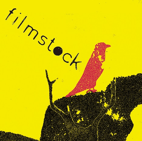 bakerのアルバム「filmstock」ジャケット。