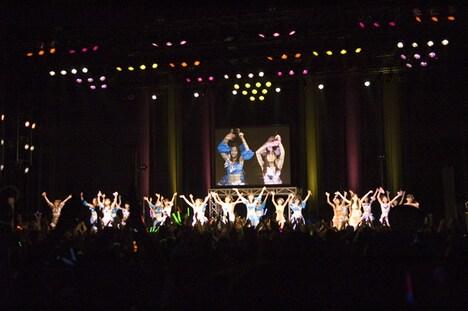 本日の公演では、2010年2月28日にはエッグメンバーから選抜10名による「ノリメンライブ」が山野ホールにて開催されることも発表。
