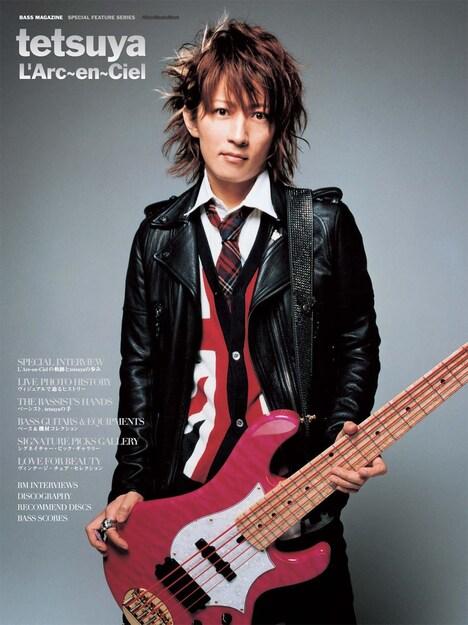 「tetsuya/L'Arc-en-Ciel」の発売日である1月27日には、ラルクの1年半ぶりのニューシングル「BLESS」も同時リリース。