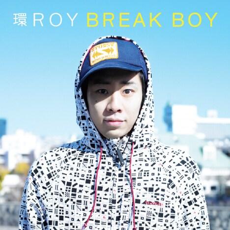 2008年から2009年にかけて発表したさまざまなアーティストとのコラボアルバムを経て、満を持して完成したソロアルバム「BREAK BOY」。