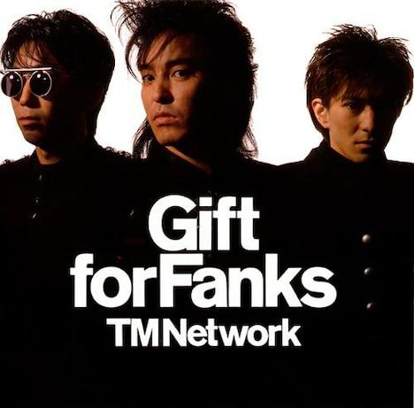 写真は「Get Wild」が収録されたベストアルバム「Gift for Fanks」ジャケット。