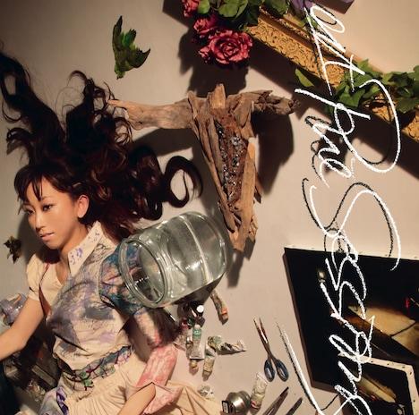 「at Rie sessions」初回限定盤ジャケット写真。「Stay with me~恋愛なんてヒマつぶし~」は2月24日からは着うた先行配信、3月24日からは着うたフル先行配信がスタートする。