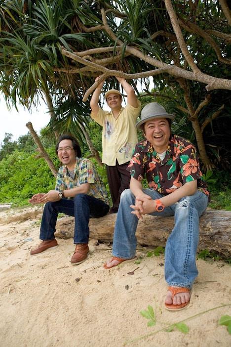 """""""うたの日""""とは沖縄慰霊の日の翌日・6月24日を指し、戦後「うたが解放された日」との思いが込められている(写真はBEGIN)。"""