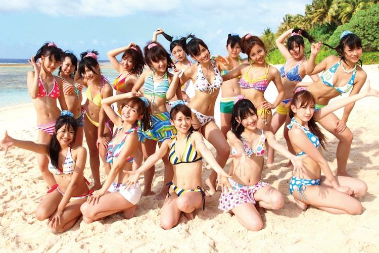 AKB48「ポニーテールとシュシュ」選抜メンバー