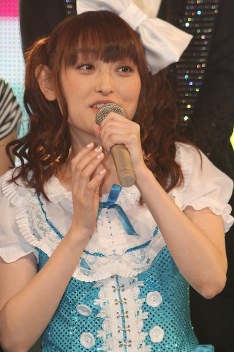歌番組に出ること自体がこれまでほとんどなかった田村ゆかりの登場は大きな話題となった。