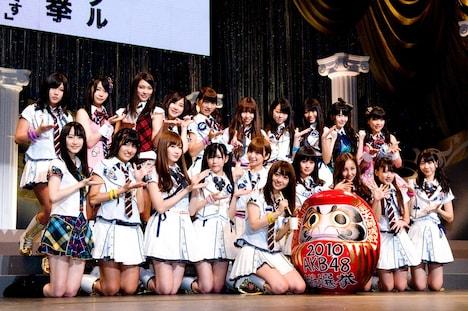 写真は6月9日のイベント「AKB48 17thシングル選抜総選挙『母さんに誓って、ガチです』」より。