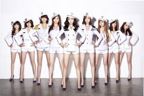 4Minute、KARAに続いて日本デビューを果たす少女時代。2010年後半はK-POPガールズグループが日本の音楽シーンを盛り上げることになりそうだ。