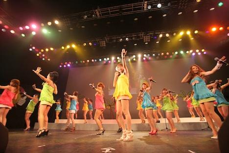 写真は今年7月のSHIBUYA AX公演「恵比寿マスカッツ1stコンサート『恵比寿マスカッツ殺人事件』~歌って踊って殺されて~」より。