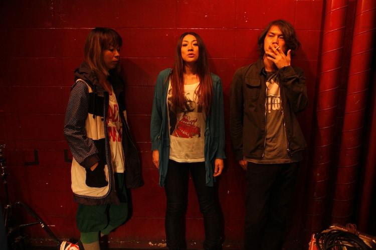 昨日11月7日にアルバム「NUDE」のリリースツアーを終えたばかりのdetroit7。