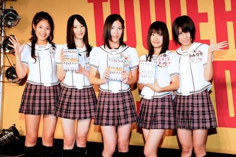 DVD発売記念イベントは昨日9月11日に名古屋でも実施。本日12日はタワーレコード渋谷店のほか、秋葉原ishimaru soft本店でもイベントが行われた。