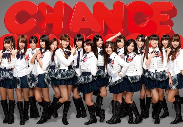 AKB48「チャンスの順番」選抜メンバー