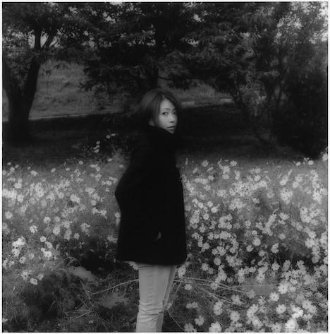 ベストアルバム「Utada Hikaru SINGLE COLLECTION VOL.2」が好セールスを記録している宇多田ヒカル。(photo by Tamotsu Fujii)