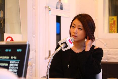 「みんなに楽しんでほしい。私は楽しむから」と横浜アリーナ2DAYSワンマン「WILD LIFE」への意気込みを語った宇多田ヒカル。