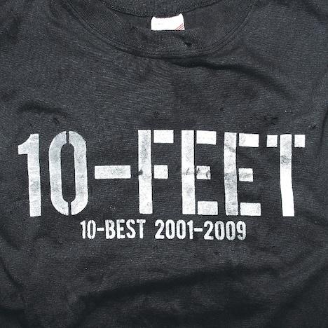 写真はTシャツをモチーフとした「10-BEST 2001-2009」のジャケット。