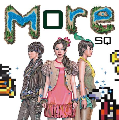 「More SQ」(写真)の参加アーティストは今後も追加される予定。発売日の発表も待たれるところだ。
