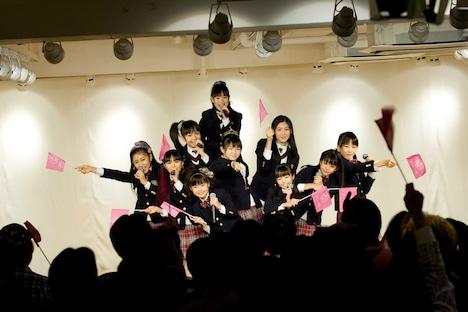 「夢に向かって / Hello! IVY」発売記念スペシャルイベントの様子。