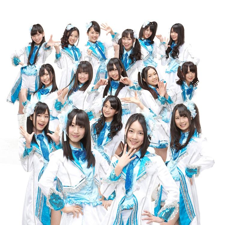 SKE48「バンザイVenus」選抜メンバー