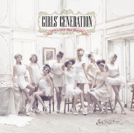 「GIRLS' GENERATION」通常盤ジャケット