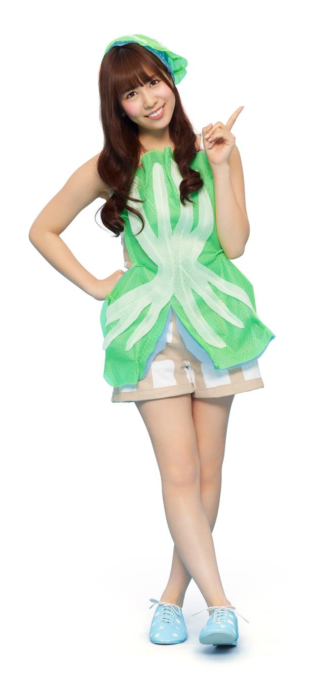 AKB48 河西智美(レタス)