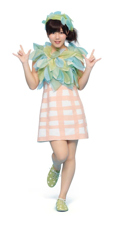 AKB48 宮崎美穂(モロヘイヤ)
