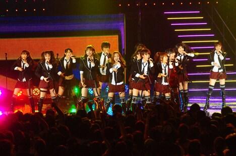 AKB48(写真提供:MTV JAPAN)