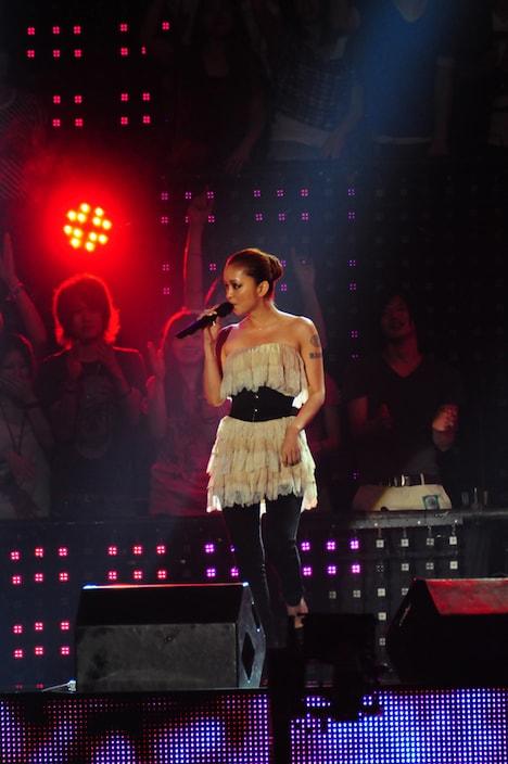 安室奈美恵(写真提供:MTV JAPAN)