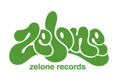 「zelone records」ロゴ
