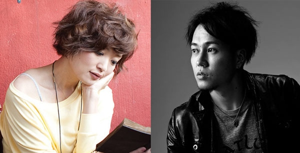 写真左からルンヒャン、Hiro-a-key