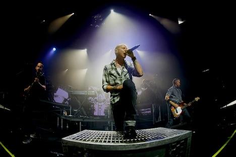 LINKIN PARKは9月10日から待望のジャパンツアーをスタートさせる。