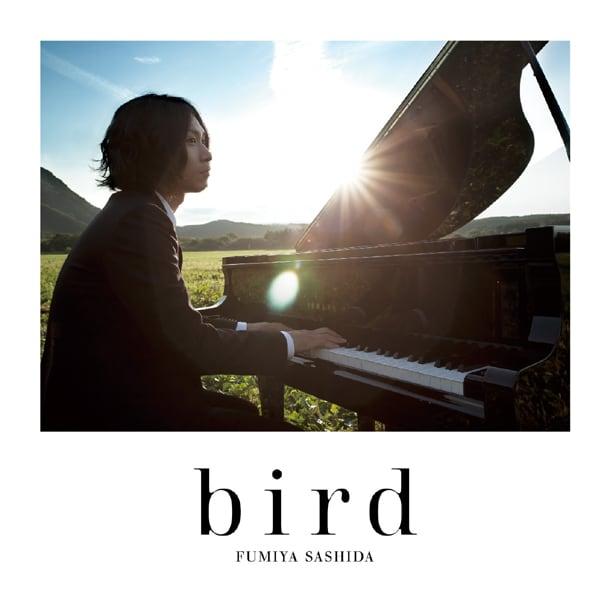 シングル「bird / 夕焼け高速道路」初回限定盤ジャケット