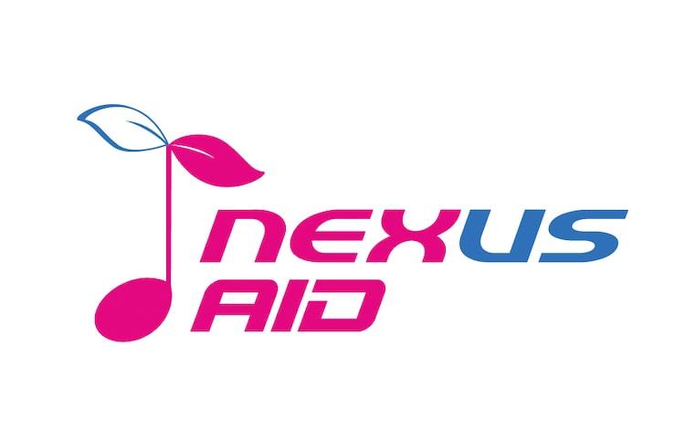 「LIVE NEXUS AID ANNEXUS」ロゴ
