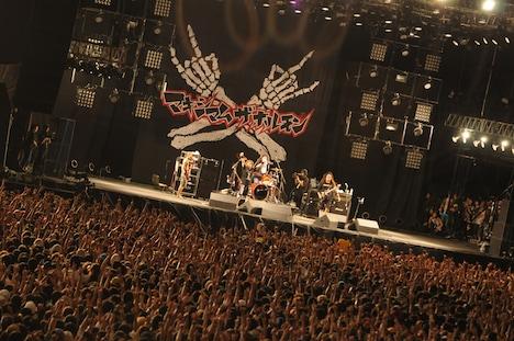 マキシマム ザ ホルモン(写真:【H.and.A】) (C)AIR JAM 2011