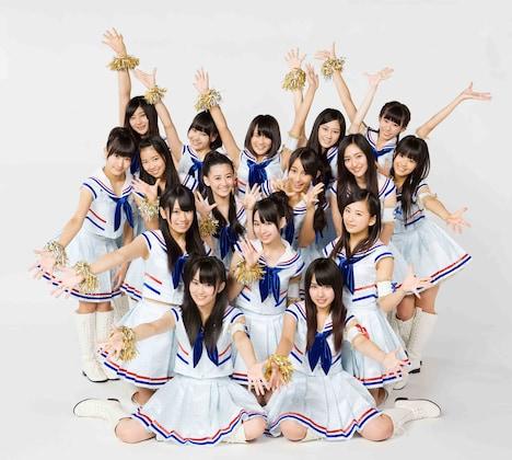 NMB48「オーマイガー!」選抜メンバー